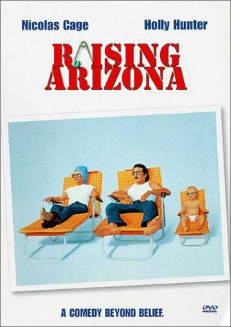 raising arizona cinematography Raising arizona is one of the best and most beloved films that ethan and joel coen have created the cultish humor, original characters, fresh cinematography.