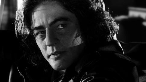 Benicio Del Toro in Sin City (2005)