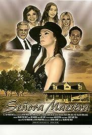 Señora Maestra Poster