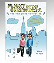 Flight of the Conchords - Season 1 poster