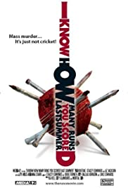 I Know How Many Runs You Scored Last Summer Poster