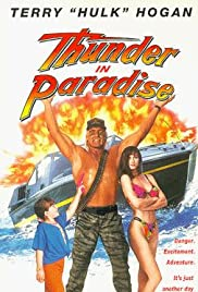 Thunder in Paradise Poster - TV Show Forum, Cast, Reviews