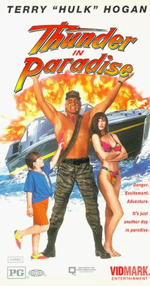 Thunder In Paradise Tv Series 1994 Imdb