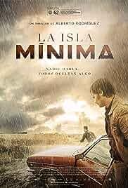 La Isla Mínima cartel de la película