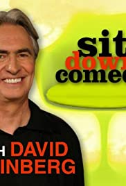 Sit Down Comedy with David Steinberg Poster