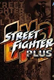 Street Fighter EX2 Plus Poster