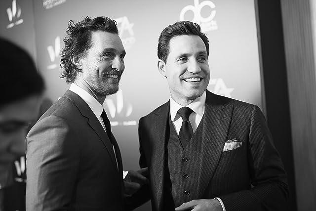Matthew McConaughey and Edgar Ramírez