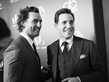 Matthew McConaughey and Edgar Ramírez
