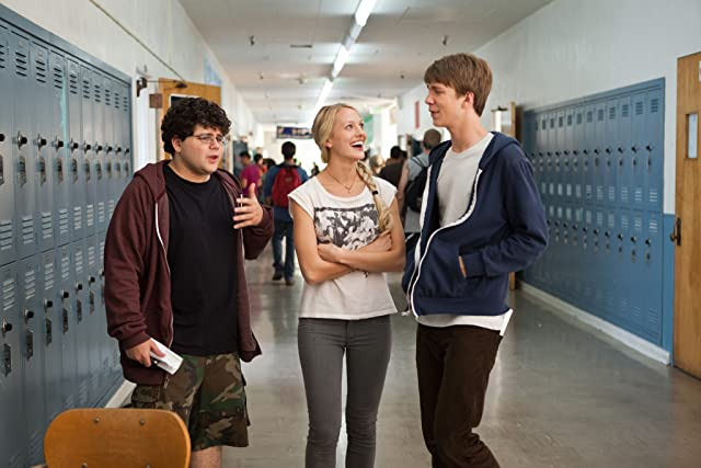 Kirby Bliss Blanton, Thomas Mann, and Jonathan Daniel Brown in Project X (2012)