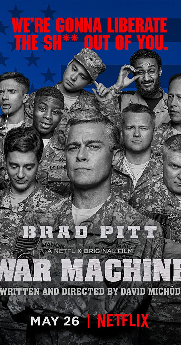 war machine imdb