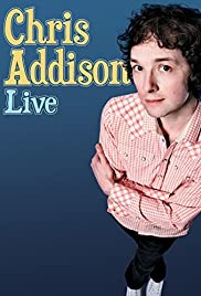 Chris Addison: Live Poster