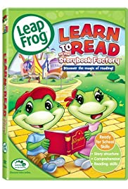 LeapFrog: Learn to Read at the Storybook Factory Poster