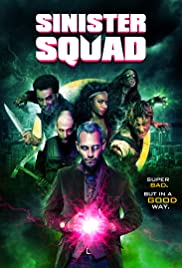 Sinister Squad 2016 English Watch Full Movie Online Trialer