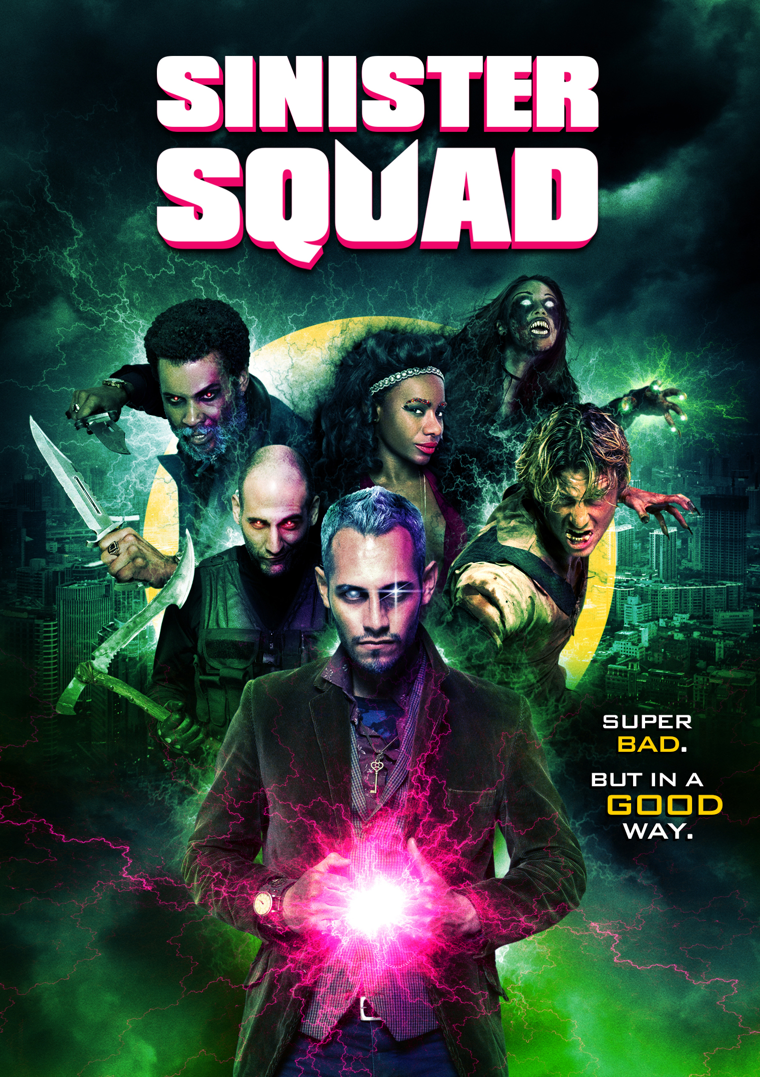 image Sinister Squad Watch Full Movie Free Online