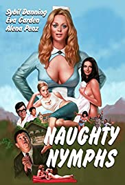 Naughty Nymphs Poster