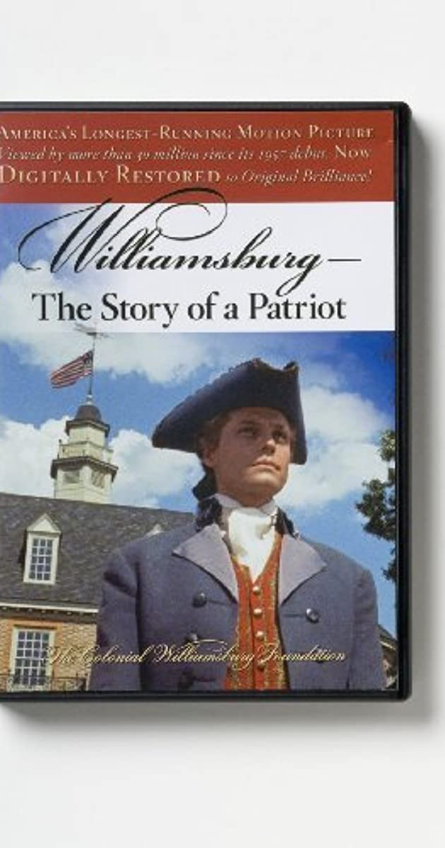 williamsburg the story of a patriot imdb