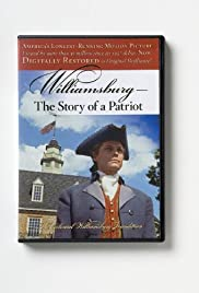 Williamsburg: The Story of a Patriot Poster