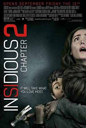 Insidious: Chapter 2 (2013) Download on Vidmate