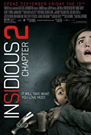 Insidious: Chapter 2 (2013) Poster - Movie Forum, Cast, Reviews