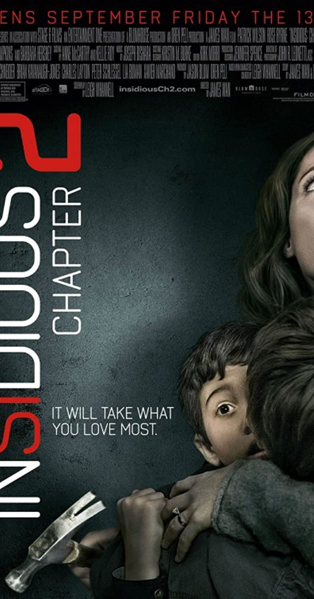 Insidious Chapter 3 Quotes About Love : Insidious: Chapter 2 (2013) - IMDb