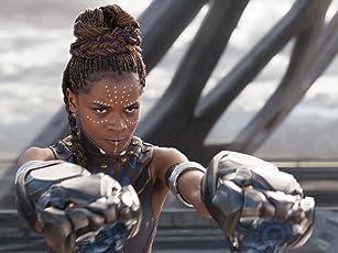 'Black Panther': Shuri