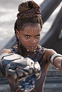 "Actress Letitia Wright, known for her roles in ""Black Mirror"" and 'Urban Hymn,' plays tech genius Shuri in 'Black Panther.' What are some other roles she's played over the years?"