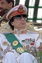 Image of Muammar Gadaffi