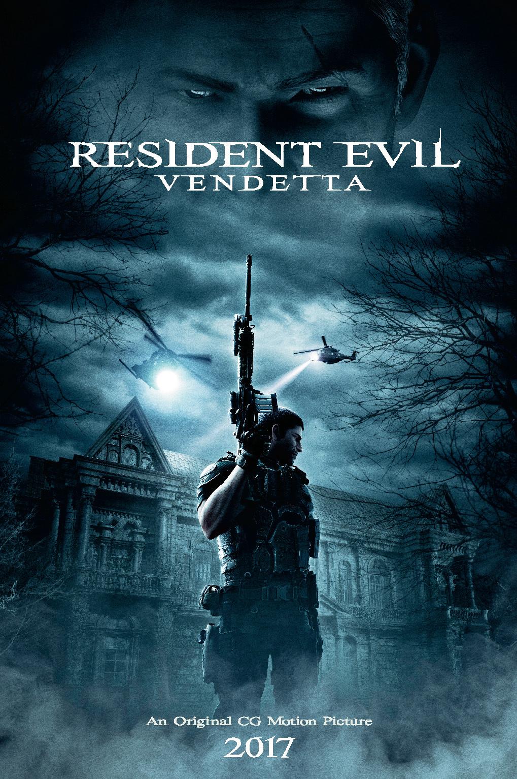 Resident Evil Vendetta Animasyon Filmi Türkçe Dublaj izle