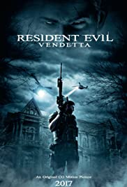 Resident Evil: Vendetta (2017) Bluray