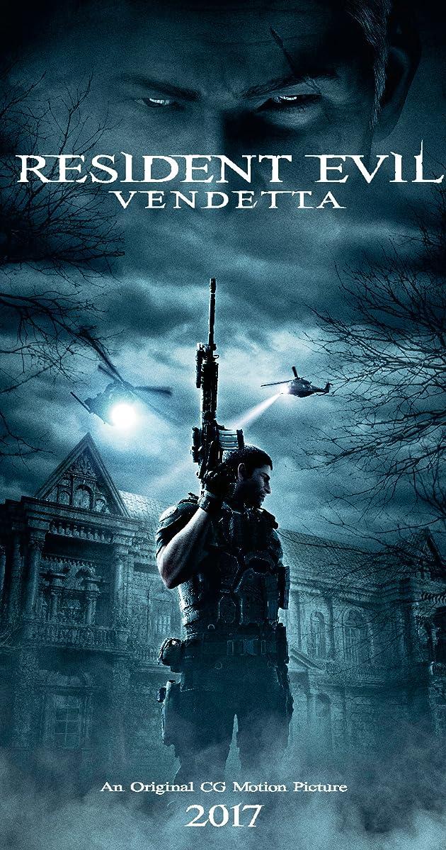 Absoliutus Blogis: Vendeta / Resident Evil: Vendetta (2017)
