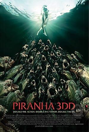 Piraña 3D 2 -