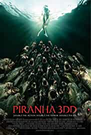 Piranha 3DD 2012 BRRip 480p 240MB Dual Audio ( Hindi – English ) MKV