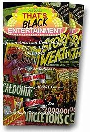 That's Black Entertainment Poster