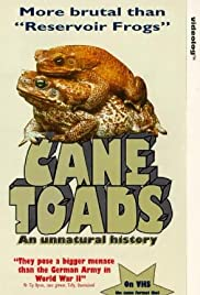 Cane Toads: An Unnatural History Poster