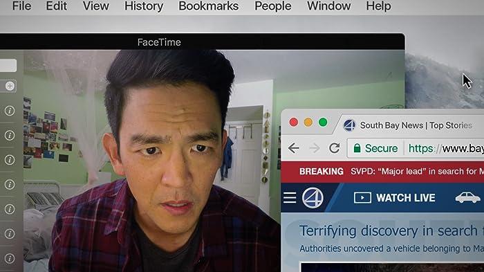 John Cho's 'Search' on the Cutting Edge of Cinema