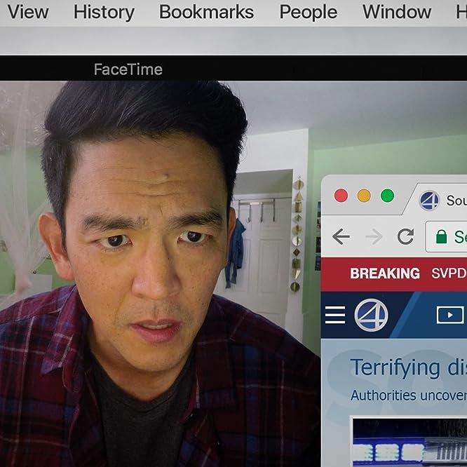 John Cho in Search (2018)
