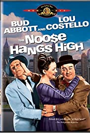 The Noose Hangs High Poster