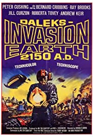 Daleks' Invasion Earth 2150 A.D. Poster