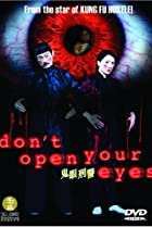 Image of Don't Open Your Eyes