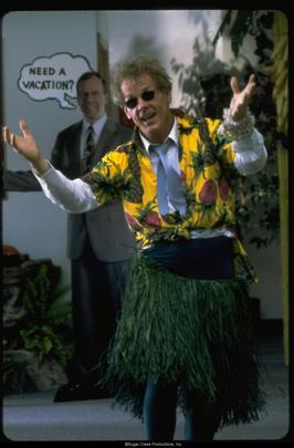 Nick Nolte co-stars as Harry Le Sabre