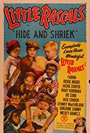 Hide and Shriek Poster