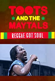 Toots and the Maytals Reggae Got Soul Poster