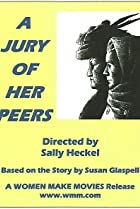 A Jury of Her Peers (1980) Poster