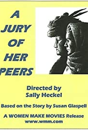 A Jury of Her Peers Poster