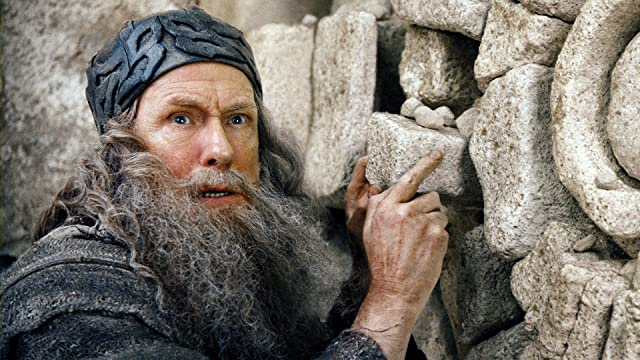 Bill Nighy in Wrath of the Titans (2012)