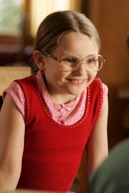 Abigail Breslin in Little Miss Sunshine (2006)