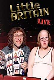 Little Britain: Live Poster