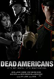 Dead Americans Poster