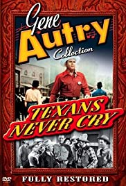 Texans Never Cry Poster