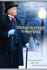 Mister Scrooge to See You Poster